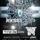 Trondheim Metal Fest 2014